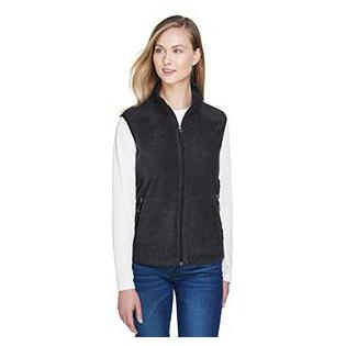 Ash City - North End Ladies Voyage Fleece Vest