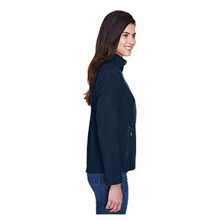 Ash City - Core 365 Ladies Cruise Two Layer Fleece Bonded Soft Shell Jacket