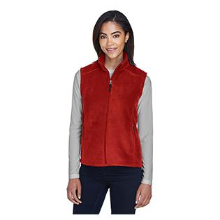 Ash City - Core 365 Ladies Journey Fleece Vest