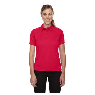Ash City - North End Sport Red Ladies Dolomite UTK Cool.Logik Performance Polo