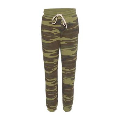 Alternative Apparel Womens Eco Fleece Classic Sweatpants