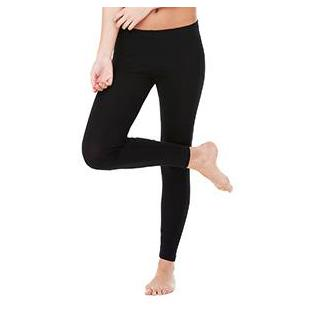 Bella + Canvas Ladies Cotton/Spandex Legging