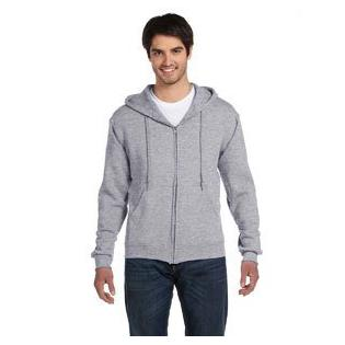 Fruit of the Loom Adult 12 oz. Supercotton Full Zip Hood