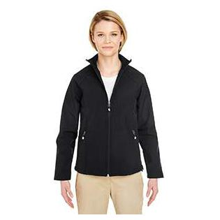 UltraClub Soft Shell Ladies Jacket