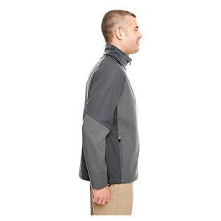 UltraClub Adult Two Tone Soft Shell Jacket