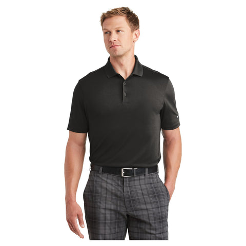 Nike Golf Dri FIT Players Polo with Flat Knit Collar