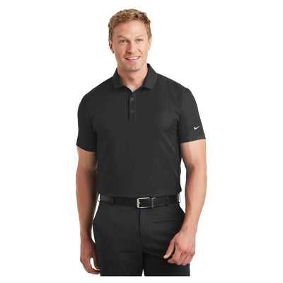Nike Golf Dri FIT Stretch Woven Polo