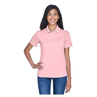 UltraClub Ladies Cool & Dry Stain Release Performance Polo