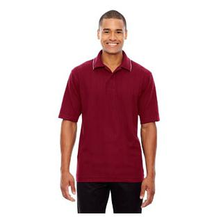 Ash City - Extreme Mens Edry Needle Out Interlock Polo