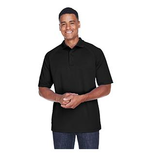 Ash City - Extreme Mens Eperformance Ottoman Textured Polo