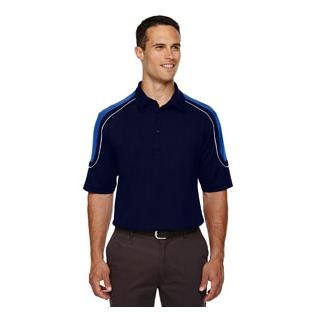 Ash City - Extreme Mens Edry Colorblock Polo