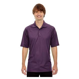 Ash City - Extreme Mens Eperformance Velocity Snag Protection Colorblock Polo with Piping