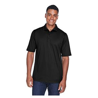 Ash City - Extreme Mens Tall Eperformance Shield Snag Protection Short Sleeve Polo