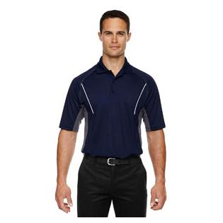 Ash City - Extreme Mens Eperformance Parallel Snag Protection Polo with Piping