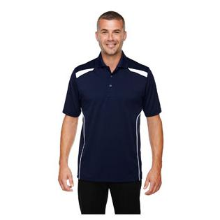Ash City - Extreme Mens Eperformance Tempo Recycled Polyester Performance Textured Polo