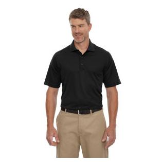 Ash City - Extreme Mens Eperformance Stride Jacquard Polo