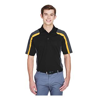 Ash City - Extreme Mens Eperformance Strike Colorblock Snag Protection Polo