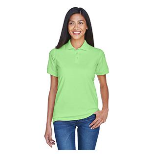UltraClub Ladies Classic Piqu Polo