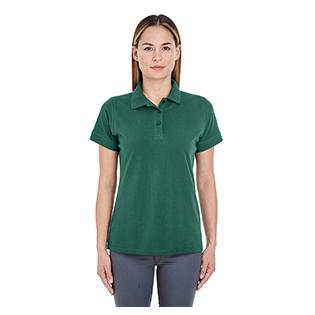 UltraClub Ladies Basic Piqu Polo
