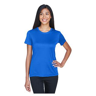 UltraClub Ladies Cool & Dry Basic Performance T-Shirt