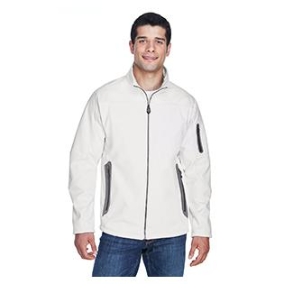 Ash City - North End Mens Three Layer Fleece Bonded Soft Shell Technical Jacket