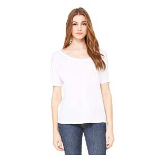 Bella + Canvas Ladies Slouchy T-Shirt