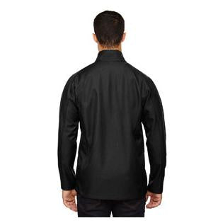 Ash City - North End Mens City Textured Three Layer Fleece Bonded Soft Shell Jacket