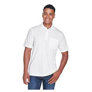 Ash City - Core 365 Mens Origin Performance Piqu Polo with Pocket
