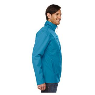 Ash City - North End Mens Forecast Three Layer Light Bonded Travel Soft Shell Jacket