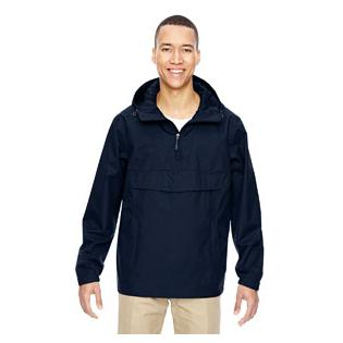 Ash City - North End Mens Excursion Intrepid Lightweight Anorak