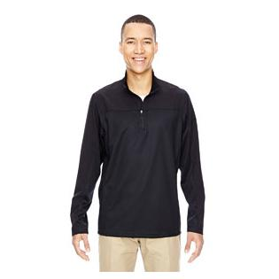 Ash City - North End Mens Excursion Circuit Performance Quarter Zip