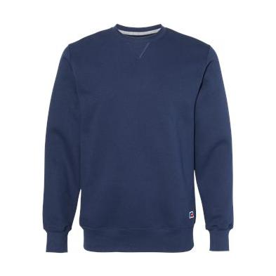 Russell Athletic Cotton Rich Fleece Crewneck