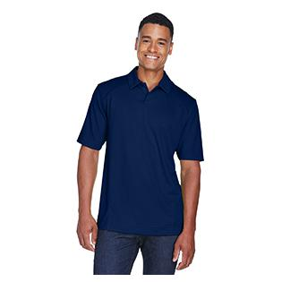 Ash City - North End Sport Red Mens Recycled Polyester Performance Piqu Polo
