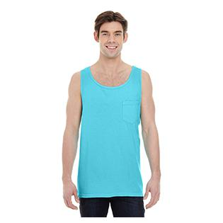 Comfort Colors Adult 6.1 oz. Pocket Tank