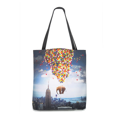 All Over Tote Bags