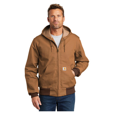 Carhartt Tall Thermal Lined Duck Active Jac
