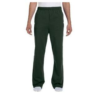 Jerzees Open Bottom Sweatpants