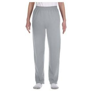 Jerzees Youth 8 oz. NuBlend Open Bottom Fleece Sweatpants