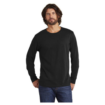 Alternative Apparel Rebel Blended Jersey Long Sleeve Tee