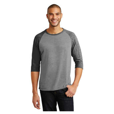 Anvil Triblend 3/4 Sleeve Raglan T-Shirt