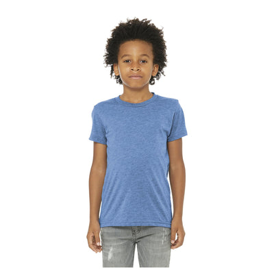 Bella + Canvas Youth Triblend Short Sleeve T-Shirt