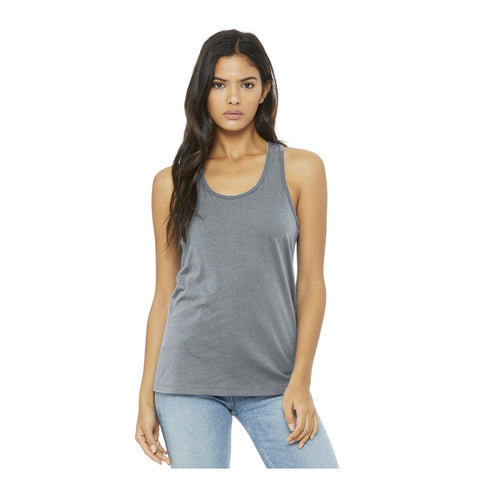 Bella + Canvas Ladies Jersey Racerback Tank