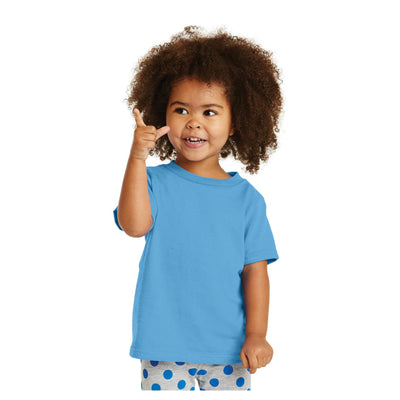Port & Company Toddler Core Cotton Tee