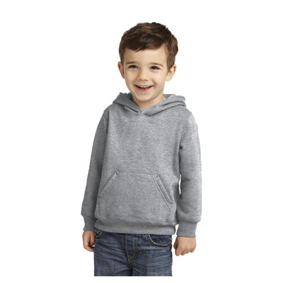 Port & Company Toddler Core Fleece Pullover Hooded Sweatshirt