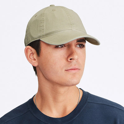 Comfort Colors Direct Dyed Canvas Baseball Cap