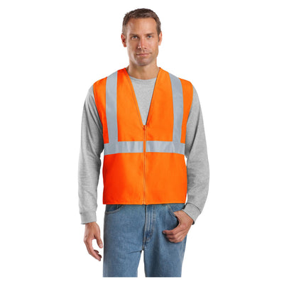 CornerStone ANSI 107 Class 2 Safety Vest