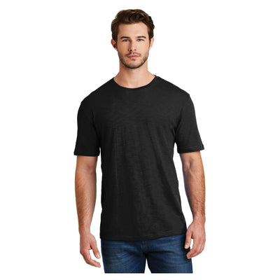 District Mens Super Slub Crew T-Shirt