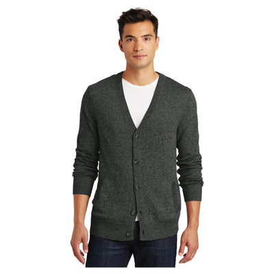 District Made Mens Cardigan Sweater