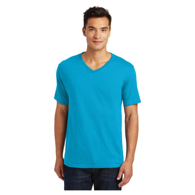District Mens Perfect Weight V Neck