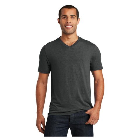 District Mens Perfect V Neck Tee
